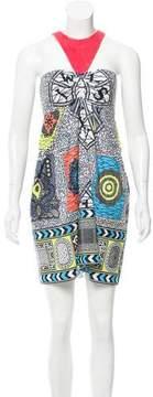 Matthew Williamson Sequined Mini Dress