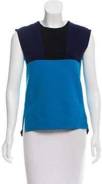 CNC Costume National Sleeveless Wool Top