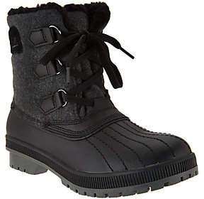 Khombu Water Resistant Lace-up Boots - Dani