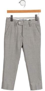 Appaman Fine Tailoring Boys' Houndstooth Straight-Leg Pants w/ Tags