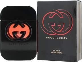 Gucci Guilty Black by Gucci - Eau de Toilette Spray for Women 2.5 oz.