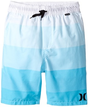 Hurley Poplin Pull-On Shorts Boy's Shorts