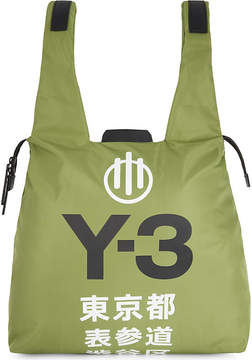 Y3 Omotesando shoulder bag
