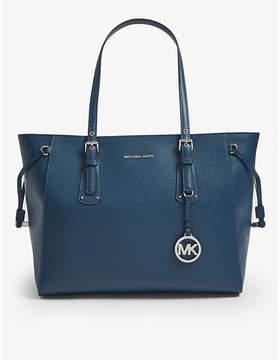 MICHAEL Michael Kors Voyager medium leather tote