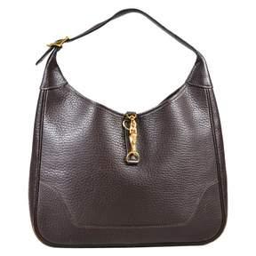 Hermes Trim leather handbag - BROWN - STYLE