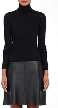 Barneys New York Women's Cashmere-Silk Turtleneck Sweater