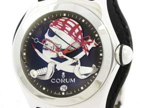 Corum Bubble 082.150.20 Stainless Steel Automatic 45mm Mens Watch