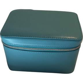 Tiffany & Co. Turquoise Leather Purses, wallets & cases