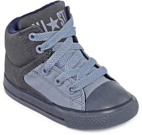 Converse Chuck Taylor All Star High Street Canvas Mix - Hi Boys Sneakers - Toddler