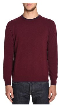 H953 Men's Red Wool T-shirt.