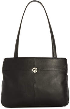 Giani Bernini Nappa Leather Tote, Created for Macy's