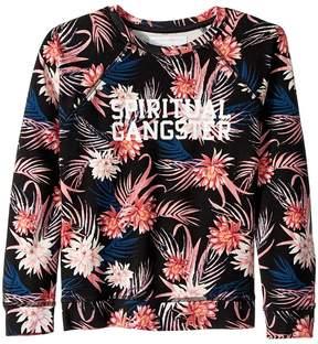 Spiritual Gangster Kids Tropics Solid Sweatshirt Girl's Sweatshirt