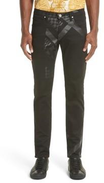 Men's Versace Jeans Slim Fit Print Jeans