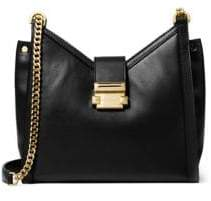 MICHAEL Michael Kors Whitney Small Leather Crossbody Bag