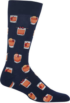 Hot Sox Men's Old Fashioned Socks