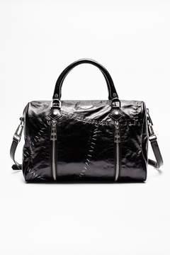 Zadig & Voltaire Zadig Voltaire Sunny Medium Staples Bag