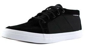 DVS Shoe Company Rivera Round Toe Suede Sneakers.