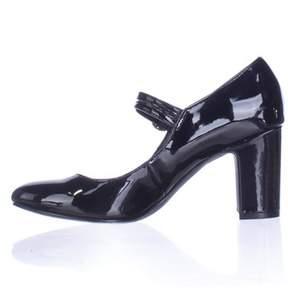 Alfani Womens Hillaree Closed Toe Ankle Strap Mary Jane Pumps.