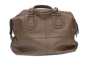 Givenchy Nightingale leather travel bag