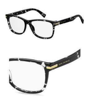 Marc Jacobs Eyeglasses 191 09WZ Havana Black Crystal