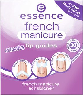 Essence French Manicure Creative Tip Guides