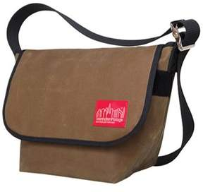 Manhattan Portage Unisex Waxed Vintage Messenger Bag.