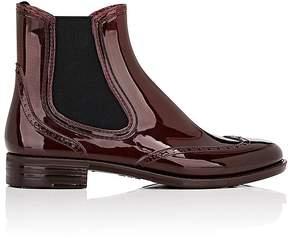Barneys New York Women's Wingtip Rubber Rain Boots