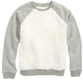 Tucker + Tate Toddler Boy's Cozy Crewneck Sweater