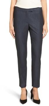 Anne Klein Women's Slim Stretch Denim Suit Pants