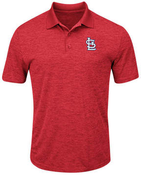 Majestic Men's St. Louis Cardinals First Hit Polo Shirt