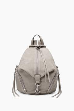 Rebecca Minkoff Medium Julian Backpack - GREY - STYLE