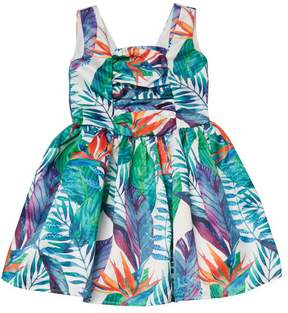 Halabaloo Jungle Print Dress