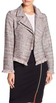 Cupcakes And Cashmere Canter Tweed Jacket