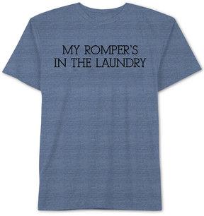 Hybrid Men's My Romper's in the Laundry T-Shirt