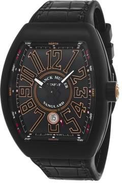 Franck Muller Vanguard 45SCBLKBLKGLD Watch
