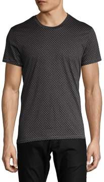 J. Lindeberg Men's Sev C Mercerised Jersey T-Shirt