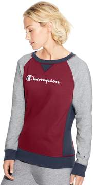 Champion Women's Heritage French Terry Long Sleeve Top