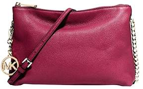 Michael Kors Jet Set Chain Top-zip Handbag 30S5GTCM3L, Merlot - ONE COLOR - STYLE