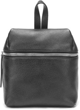 Kara Small Pebbled Leather Backpack