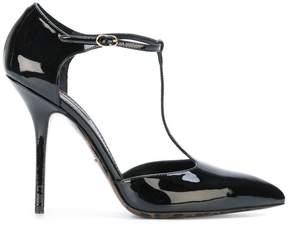 Dolce & Gabbana high heel strap pumps