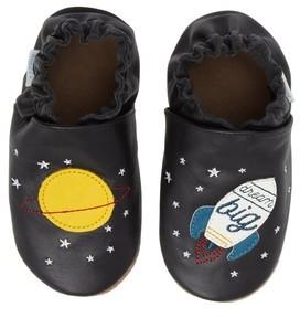 Robeez Infant Boy's Space Dream Crib Shoe
