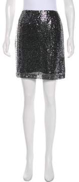 Tahari Embellished Mini Skirt w/ Tags