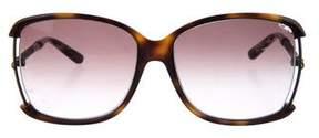 Bottega Veneta Oversize Square Sunglasses