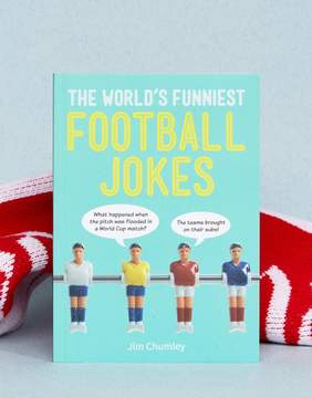 Books Soccer Jokes Book