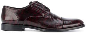 Dolce & Gabbana Tibaldi derby shoes