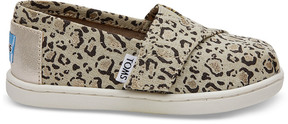 Toms Kids' Natural Bob Cat Slip-On