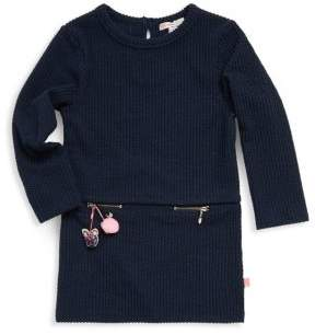 Billieblush Little Girl's & Girl's Long-Sleeve Dress