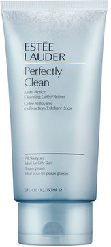 Estée Lauder Perfectly Clean Multi-Action Cleansing Gelee/Refiner, 5.0 oz.