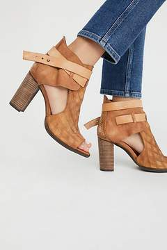 Free People Fp Collection Kennedy Block Heel