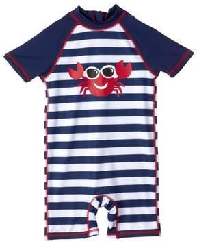 Trunks Wippette Baby Boy One Piece Rashguard Swimsuit